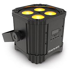 Chauvet DJ EZLink Par Q4BT « Accuindicatie