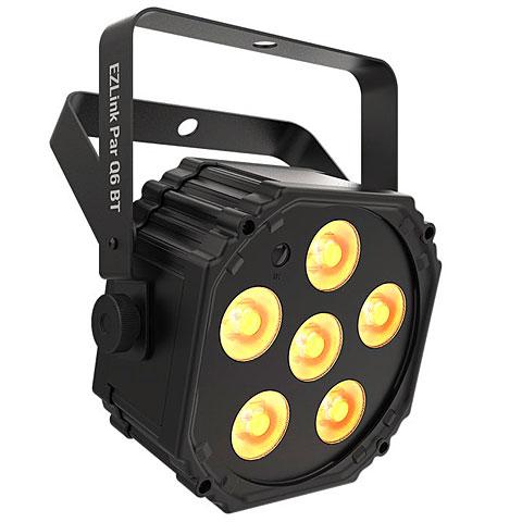 Battery Lighting Chauvet DJ EZLink Par Q6BT