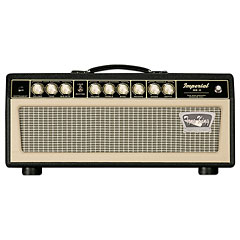 Tone King Imperial MKII Head Black « Tête ampli guitare