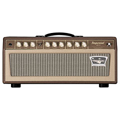 Tone King Imperial MKII Head Brown/Beige « Tête ampli guitare