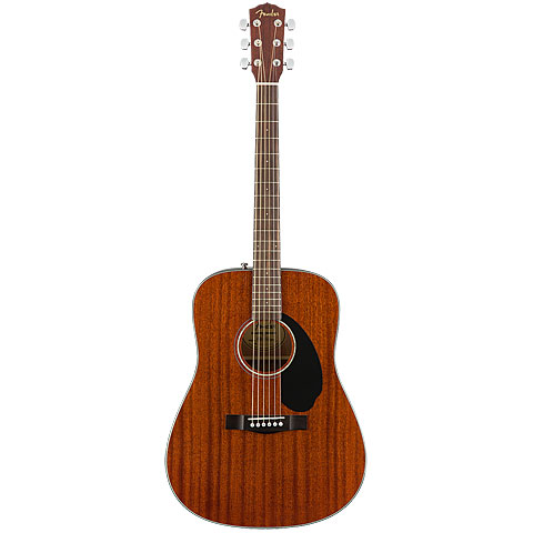 Guitare acoustique Fender CD-60S All Mahogany