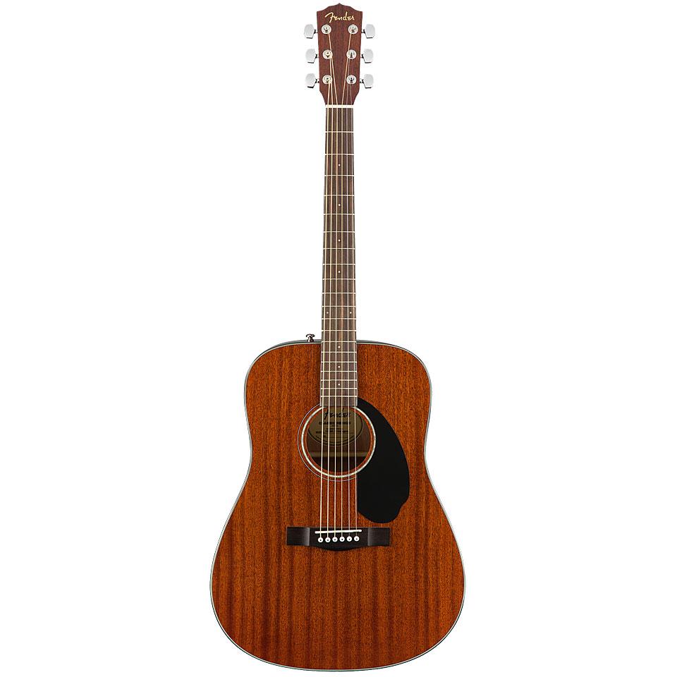 Westerngitarren - Fender CD 60S All Mahogany Westerngitarre - Onlineshop Musik Produktiv