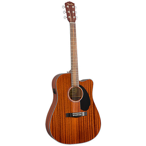 Guitare acoustique Fender CD-60SCE All Mahgony