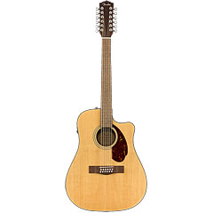 Fender CD-140SCE 12-String NAT « Guitarra acústica