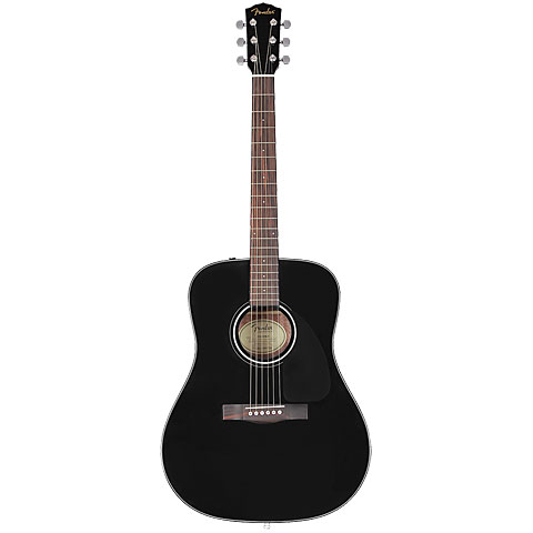 Fender CD-60 V3 BLK