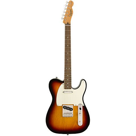 Squier Classic Vibe 60's Custom Telecaster 3TS « Electric Guitar