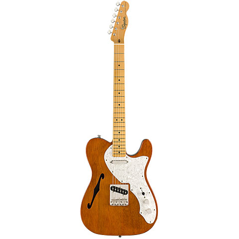 Squier Classic Vibe 60's Telecaster Thinline NAT « Guitare électrique