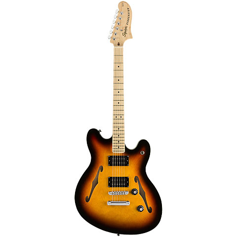 Squier Affinity Starcaster MN 3TS « E-Gitarre