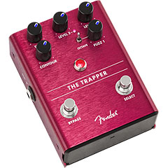 Fender The Trapper Fuzz « Pedal guitarra eléctrica
