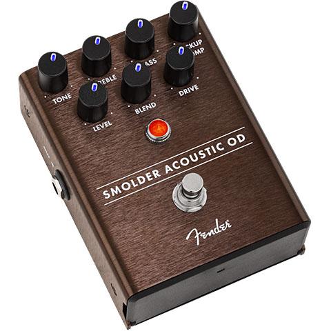 Effektgerät Akustikgitarre Fender TheSmolder