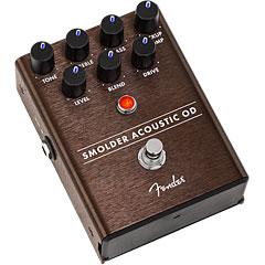Fender Smolder Acoustic Overdrive « Effect Akoestische Gitaar