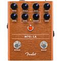 Pedal guitarra eléctrica Fender MTG : LA