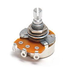 Göldo EL250C Cut Circuit 8 mm « Potentiomètre