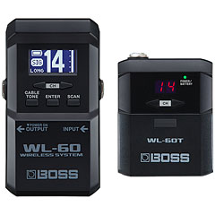 Boss WL-60 « Wireless-Set per strumenti