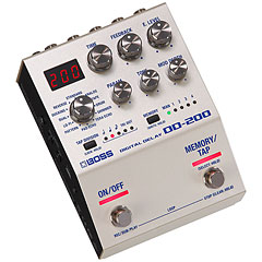 Boss DD-200 Digital Delay « Effectpedaal Gitaar