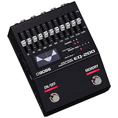 Boss EQ-200 Graphic Equalizer « Pedal guitarra eléctrica