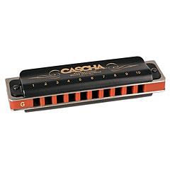 Cascha Professional Blues Harmonica G « Armónica mod. Richter
