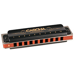 Cascha Professional Blues Harmonica A « Richter-Mundharmonika
