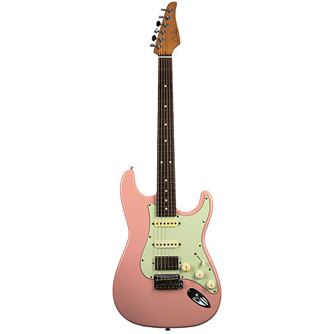 Suhr Mateus Asato Signature Shell Pink « Guitare électrique