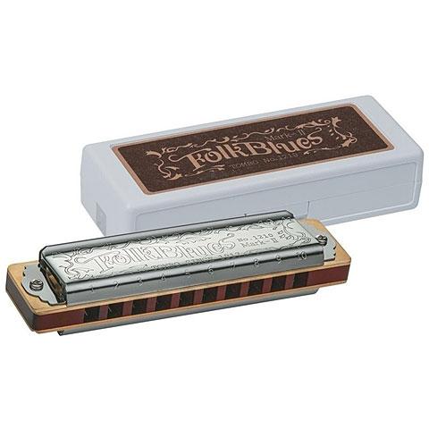 Richter-Mundharmonika Tombo 1210 Folk Blues Mark-II High G