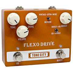 Tone City Flexo Drive « Effectpedaal Gitaar