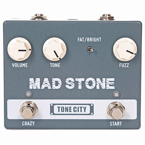 Effets pour guitare électrique Tone City Mad Stone