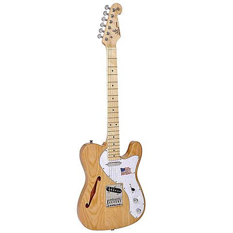 SX Guitars STL/H/NA « Elektrische Gitaar