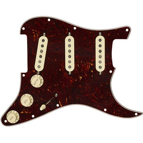 Pickup E-Gitarre Fender Fat 50's pre wired Set Shell Pickguard