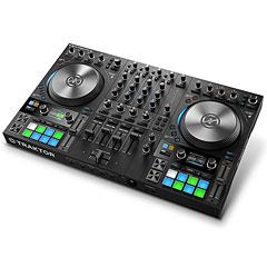 Native Instruments Traktor Kontrol S4 MK3 Retoure « Contrôleur DJ