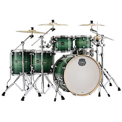 "Mapex Armory 22"" Emerald Burst 6 Piece Shell-Set « Batterie acoustique"