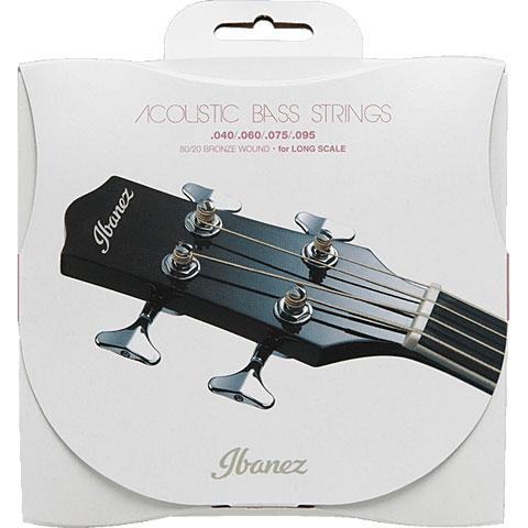 Cuerdas bajo acústico Ibanez IABS4C