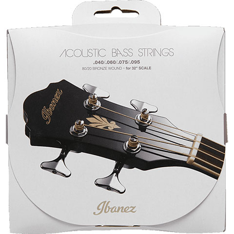 Acoustic Bass Strings Ibanez IABS4C32