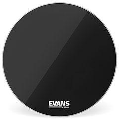 """Evans EQ-3 Black 18"""" No Port Bass Drum Reso Head « Bass-Drum-Fell"""