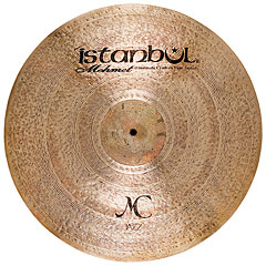 "Istanbul Mehmet MC Jazz 20"" Constantinople Sizzle Ride « Ride-Cymbal"