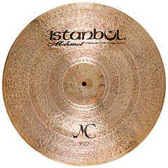 "Istanbul Mehmet MC Jazz 24"" Constantinople Sizzle Ride « Ride-Cymbal"
