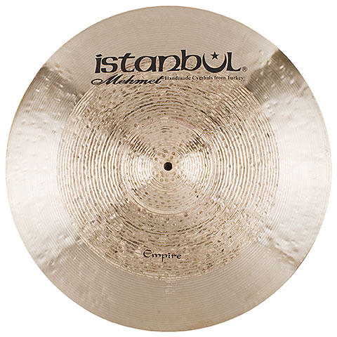 "Cymbale Ride Istanbul Mehmet Empire 24"" Jazz Ride"