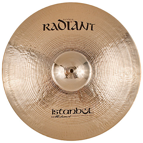 "Cymbale Ride Istanbul Mehmet Radiant 24"" Rock Ride"