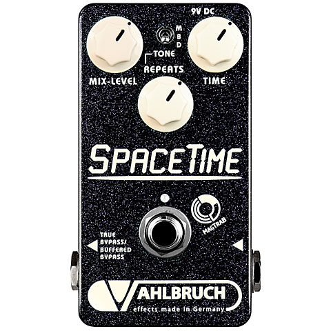 Guitar Effect Vahlbruch Space Time 2019