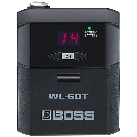 Inalámbrico guitarra Boss WL-60T