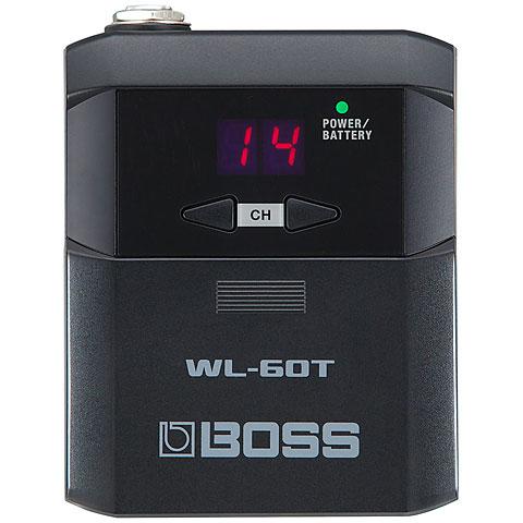Gitarrensender Boss WL-60T