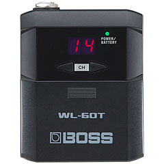 Boss WL-60T « Guitar Wireless Systems