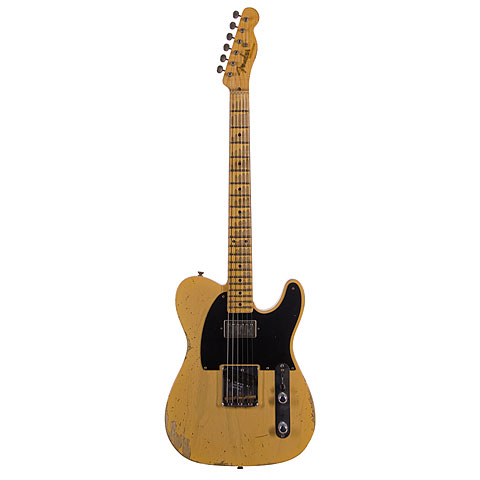 Fender Custom Shop '52 Telecaster Relic HS « Guitare électrique