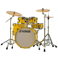 "Sonor AQ1 22"" Lite Yellow Stage Set « Drum Kit"