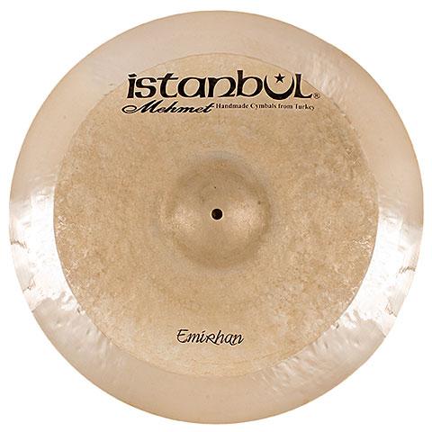 """Cymbale Ride Istanbul Mehmet Emirhan 21"""" Ride"""