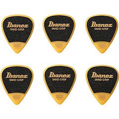 Ibanez Flat Pick Sand Grip gelb