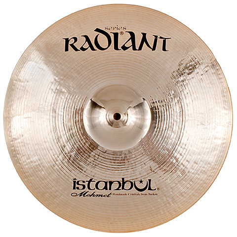 istanbul mehmet radiant 20 rock crash crash cymbal. Black Bedroom Furniture Sets. Home Design Ideas