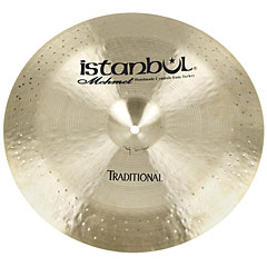 "Istanbul Mehmet Traditional 22"" Swish « Cymbale Ride"