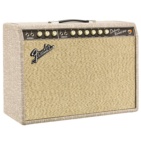 Fender '65 Deluxe Reverb Fawn limited Edition