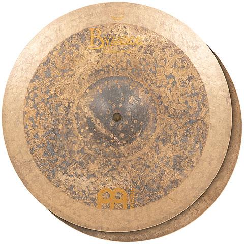 """Meinl Byzance Vintage 14"""" Matt Garstka Signature Equilibrium HiHat"""