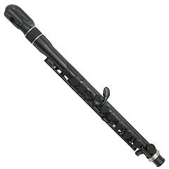 Nuvo jFlute 2.0 BK black « Flauta travesera